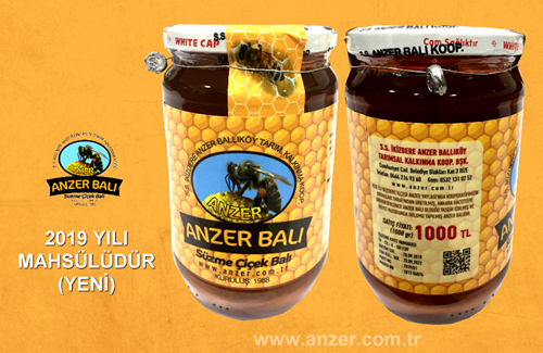 1000gr Anzer Honey