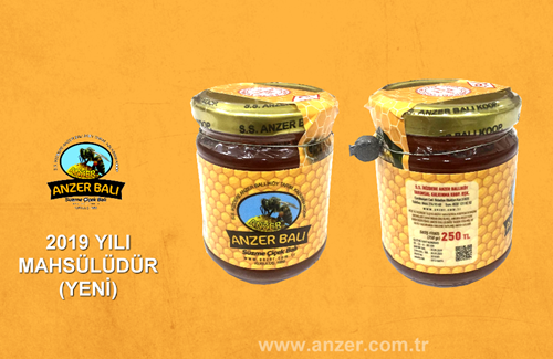 250gr Anzer Honey
